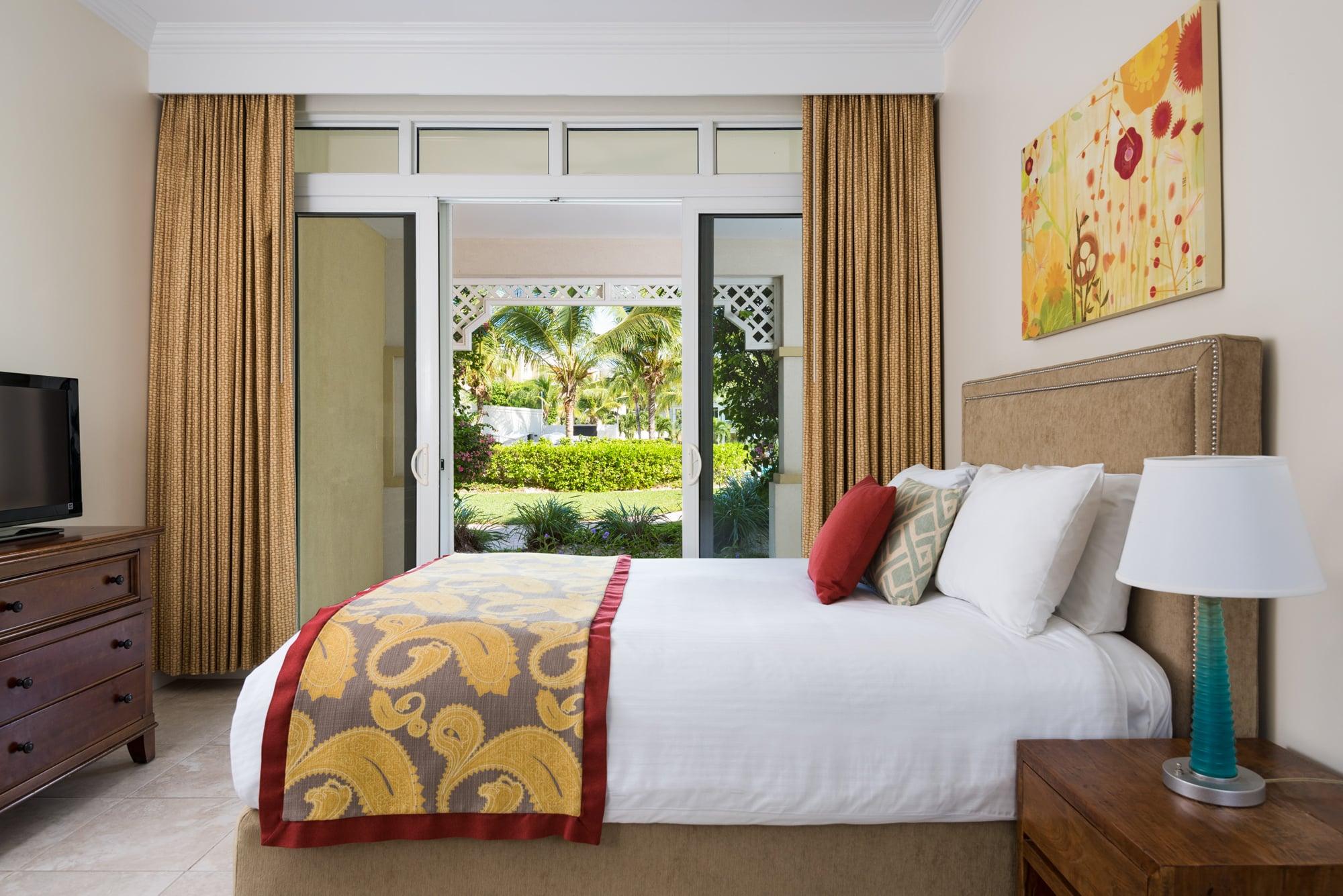 One Bedroom Garden View Suite Alexandra Resort