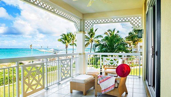 All Inclusive resort grace bay beach turks caicos alexandra resort