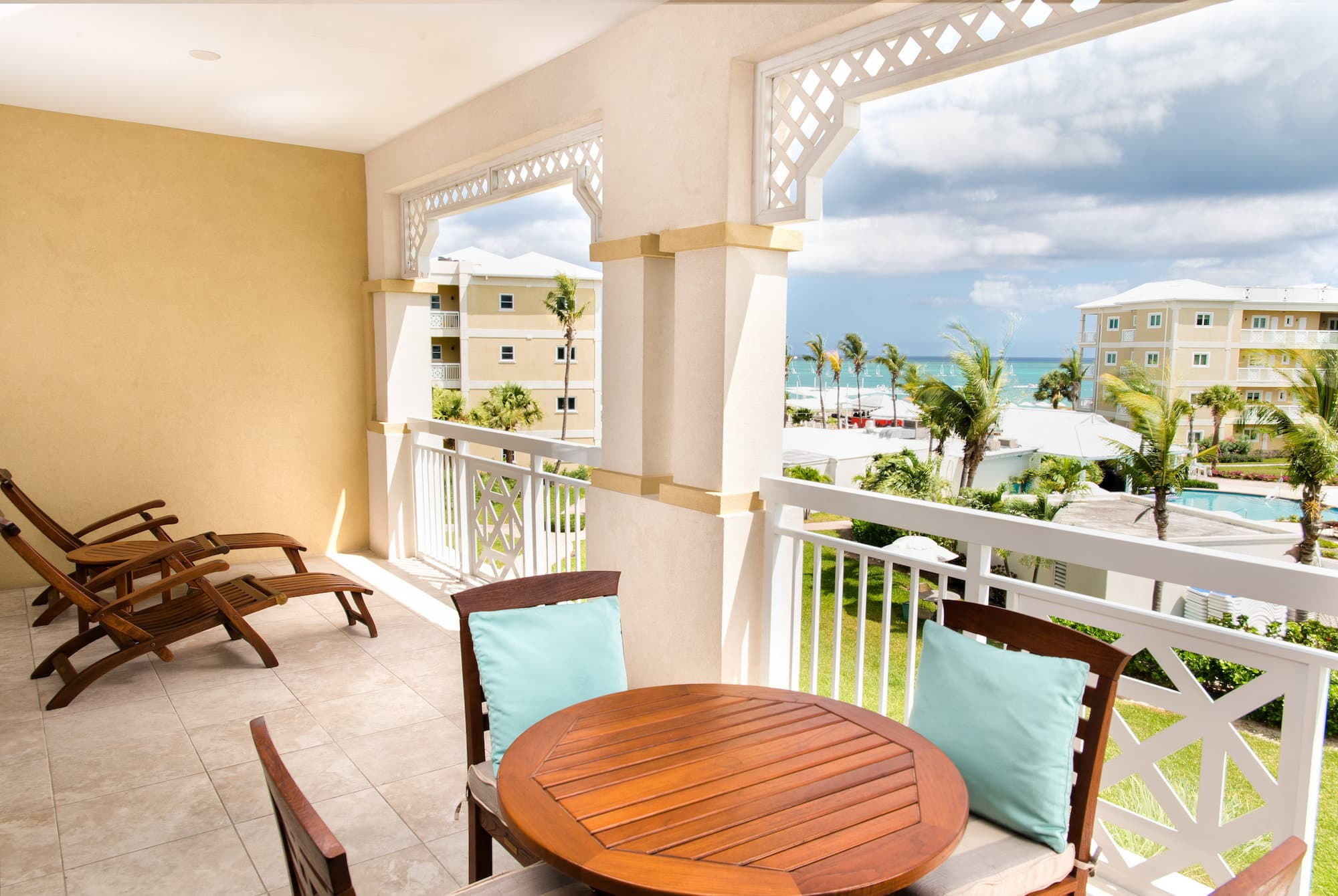 Alexandra resort on grace bay beach turks caicos