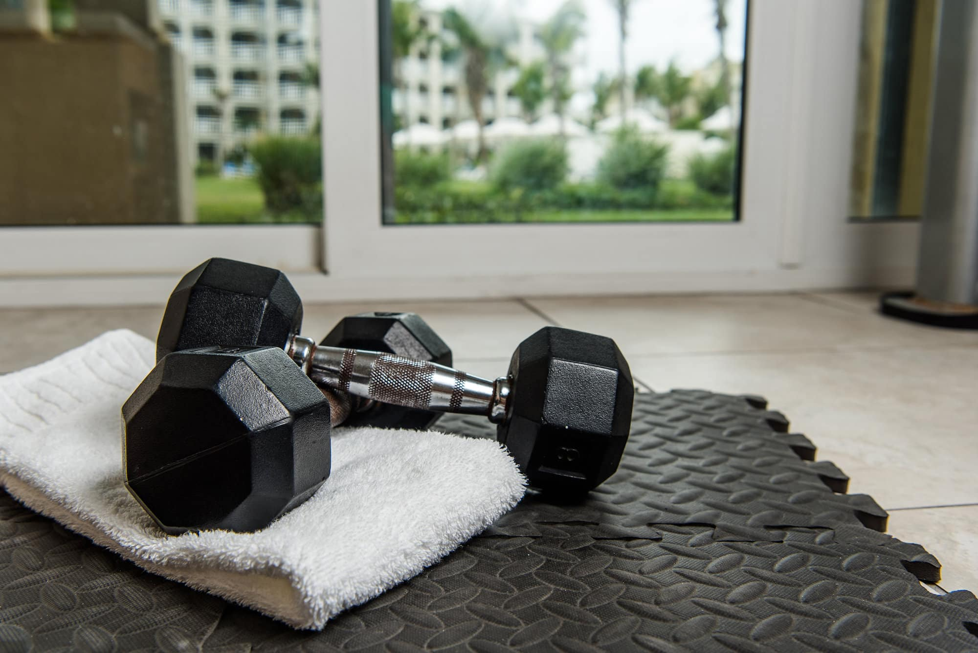 alexandra resort turks caicos gym
