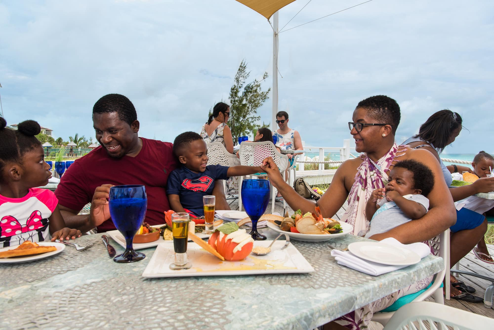 all inclusive dining grace bay turks caicos