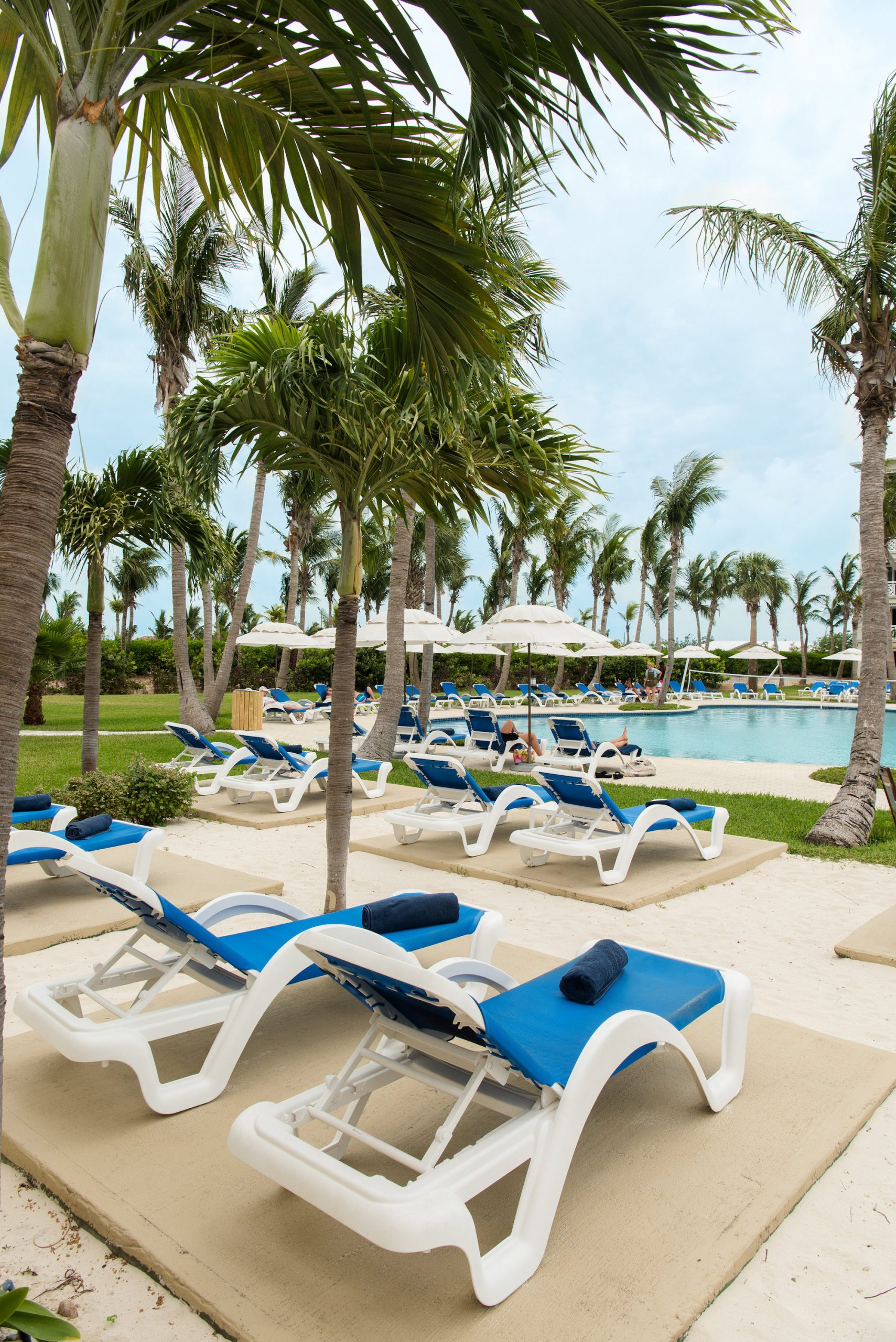 resort pool at alexandra turks caicos